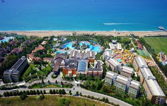 Best place to travel | Pegasos World Hotel | Turkey