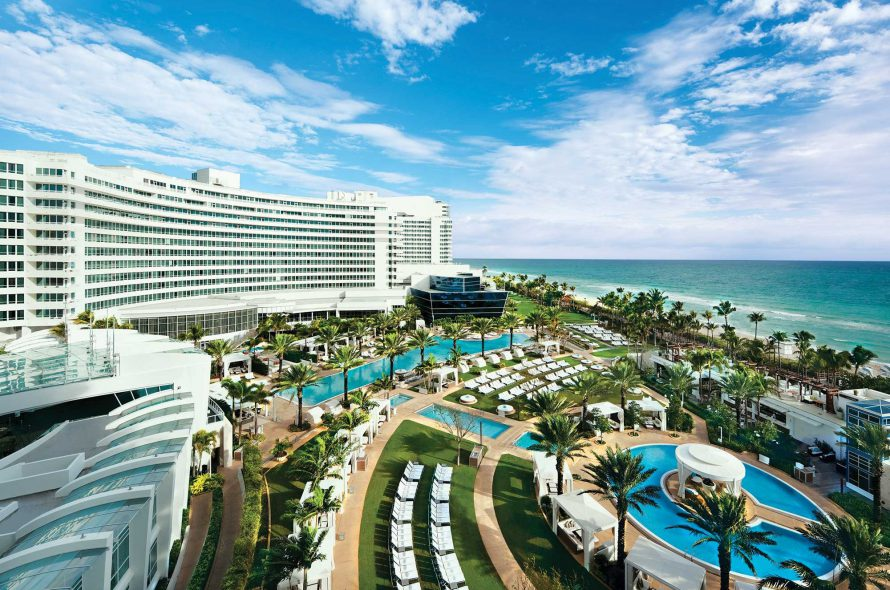 Fontainebleau Miami Beach | USA