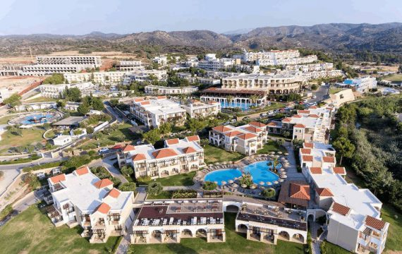 Lindos Imperial Resort & Spa | Greece