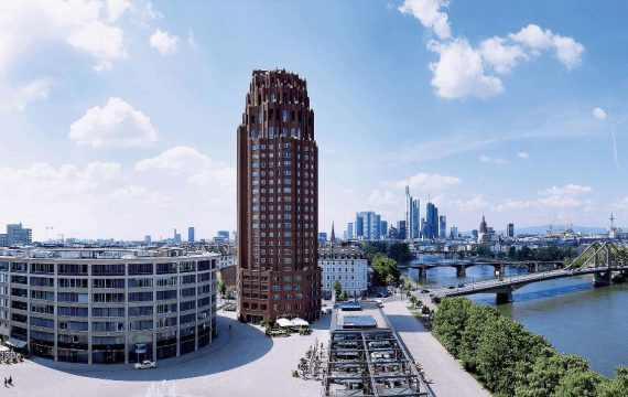 Lindner Hotel & Residence Main Plaza | Germany