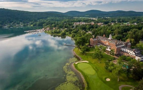 The Otesaga Resort Hotel | USA