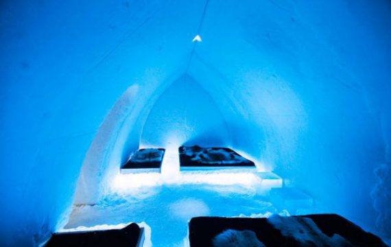 Arctic SnowHotel & Glass Igloos | Finland