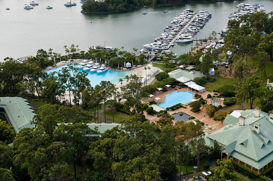Intercontinental Sanctuary Cove Resort | Australia