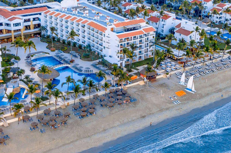 Marival Emotions Resort & Suites by Drone | Mexico