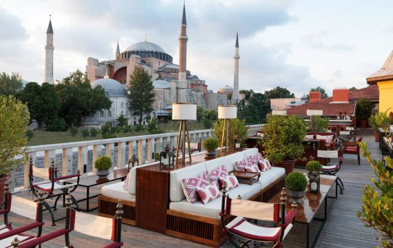 Four Seasons Hotel Istanbul at Sultanahmet | Turkey