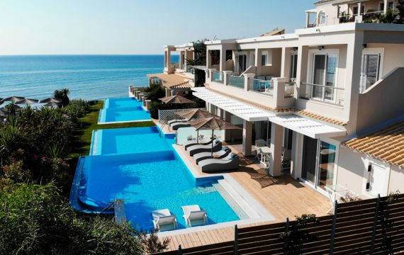 Paralia Luxury Suites | Greece