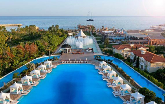 Titanic Mardan Palace | Turkey – Antalya