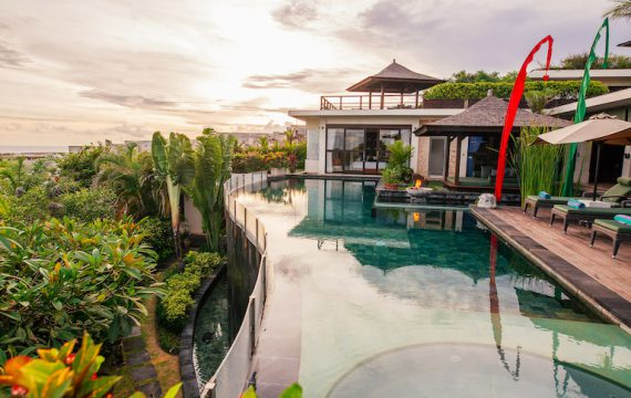 Luxury Clifftop Villas of Bali | Indonesia
