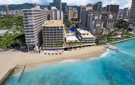 Outrigger Reef Waikiki Beach Resort | USA – Hawaii