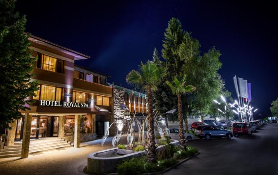 Royal Spa Hotel | Bulgaria – Velingrad
