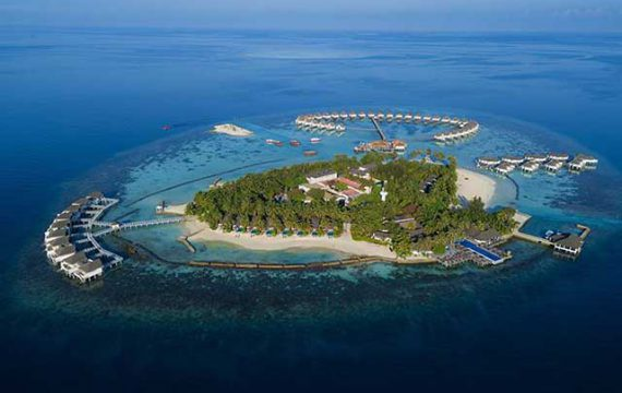 Centara Grand Island Resort & Spa | Maldives
