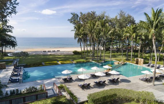 Dusit Thani Krabi Beach Resort | Thailand