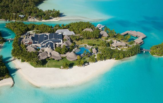 The St Regis Bora Bora Resort | French Polynesia