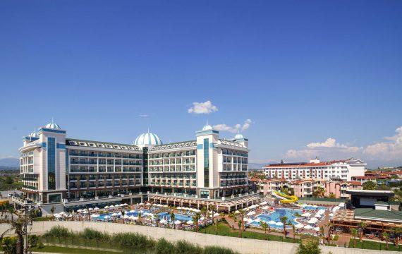 Luna Blanca Resort & Spa | Turkey – Antalya