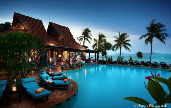 Bo Phut Resort and Spa | Thailand