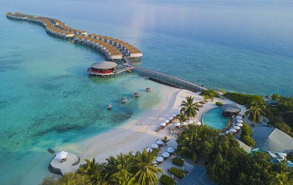 Centara Ras Fushi Resort & Spa | Maldives