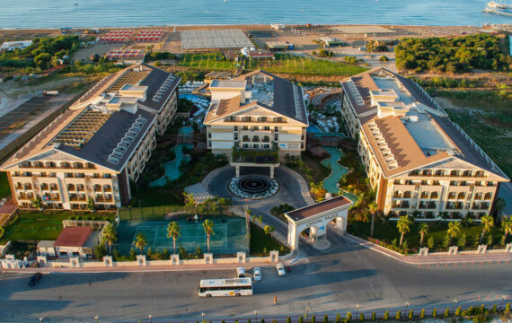 Crystal Palace Luxury Resort & SPA | Turkey