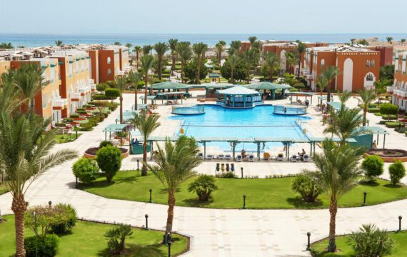 Sunrise Garden Beach Resort	| Egypt