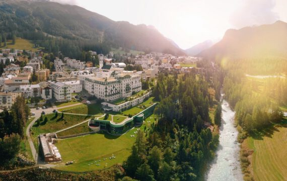 Grand Hotel Kronenhof | Switzerland