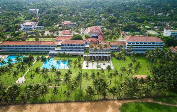 The Blue Water Hotel and Spa | Sri Lanka