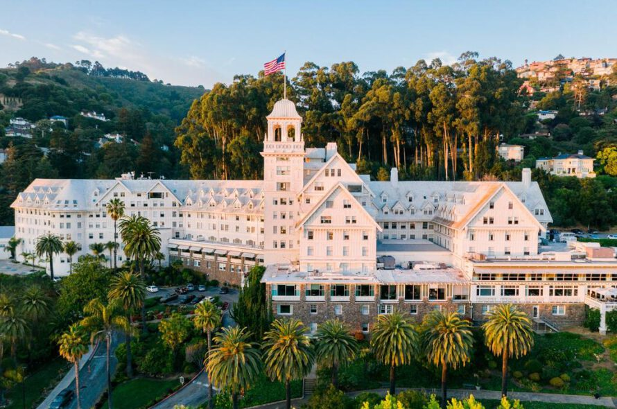 The Claremont Club & Spa   USA