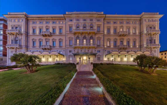 Look before you Book | Grand Hotel Palazzo Livorno | Italy