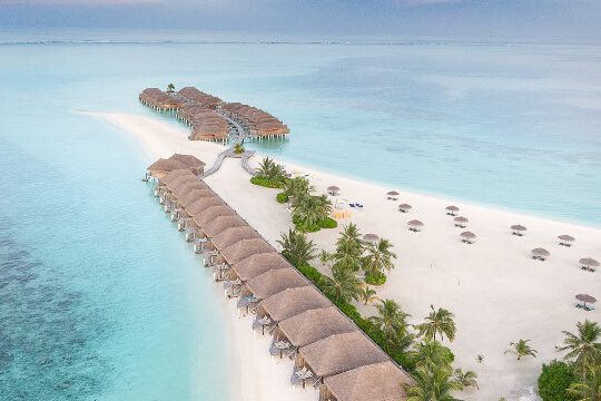 Look before you Book | Constance Moofushi | Maldives