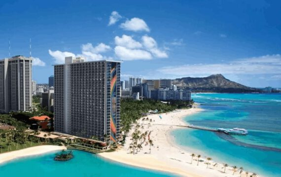 Best place to travel | Hilton Hawaiian Village | USA