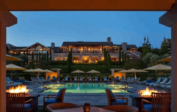 Best place to travel | Rosewood Sand Hill | USA