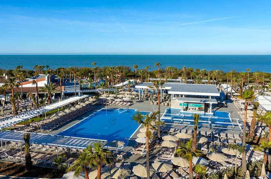 Best place to travel | Hotel Riu Chiclana | Spain