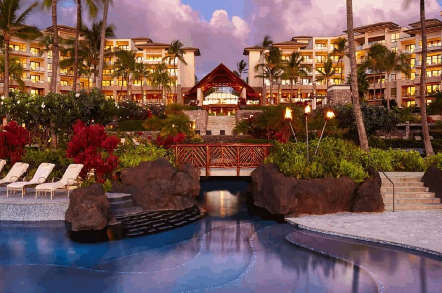 Best place to travel | Montage Kapalua Bay | USA