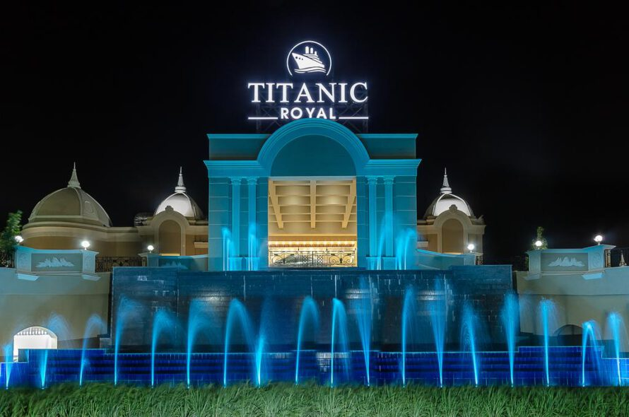 Best place to travel | Titanic Royal | Egypt